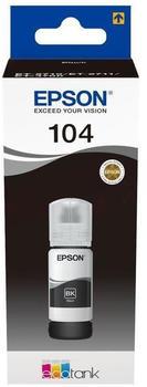 Epson 104 schwarz (C13T00P140)
