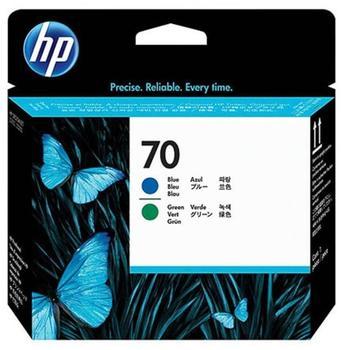 Hewlett-Packard HP 70 / C9408A grün