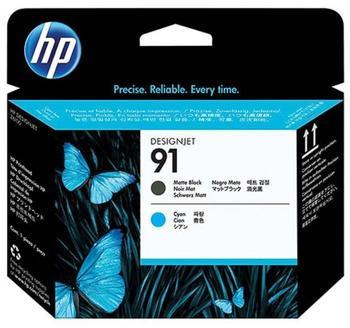 HP 91 / C9460A schwarz