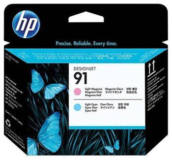 Hewlett-Packard HP 91 / C9462A cyan, magenta