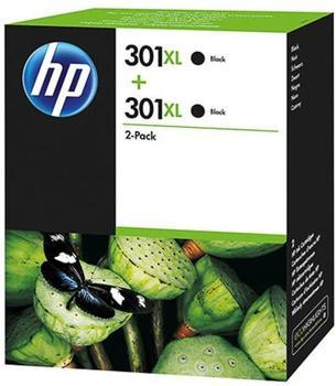 Hewlett-Packard HP 301XLD8J45AE schwarz
