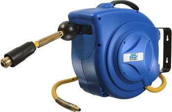AS Schwabe Automatischer Druckluftschlauch-Aufroller 10m (12612)
