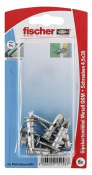 Fischer GKM SK 31x8mm 10 St. (15158)