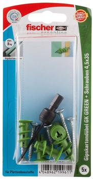 Fischer GK GREEN S K 5 St. 524837