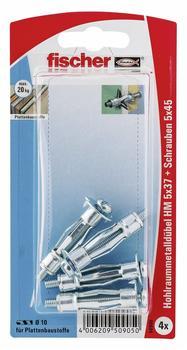 Fischer HM 5x37 SK SB-Karte 4 St. 50905