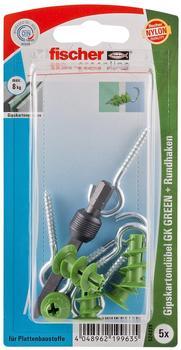 Fischer GK GREEN RH K 5 St. 524839