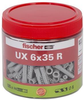 Fischer UX 6x35 R 185 St. 531027
