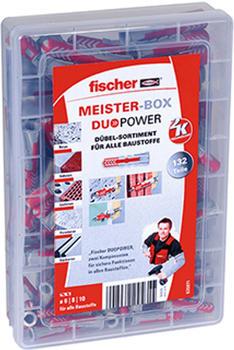 Fischer Meister-Box DUOPOWER 132 St. 535971