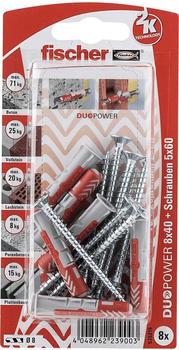 Fischer DUOPOWER 40 8 St. 535215