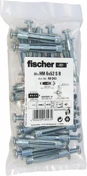 Fischer HM 6x52 S B 20 St. 48043