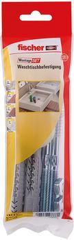 Fischer Waschtischbefestigung-Montage-Set (534574)
