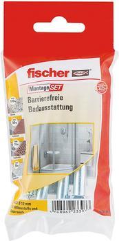 Fischer Montageset Barrierefreie Badausstattung 8-teilig (534595)