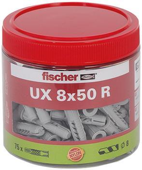 Fischer UX 8 x 50 R 75 St. (531026)