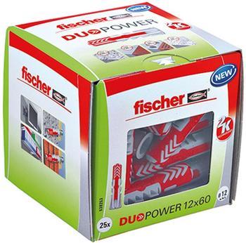 Fischer Duopower 12 x 60 25 Stück (538253)