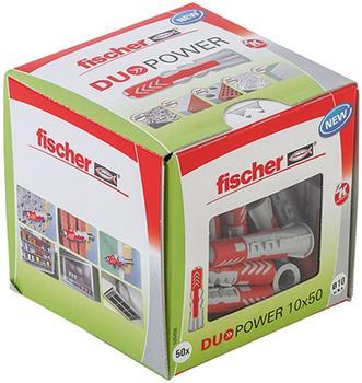 Fischer Duopower 10 x 50 LD 50 Stück (535456)
