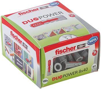 Fischer Duopower 8 x 40 LD 100 Stück (535455)