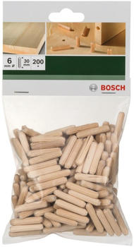 Bosch 6 x 30 mm, 200er
