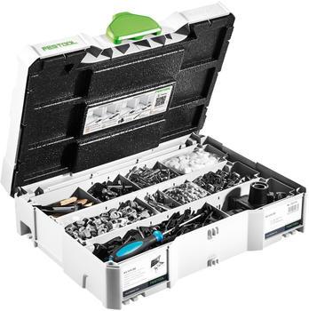 Festool KV-SYS D8 Verbinder-Sortiment