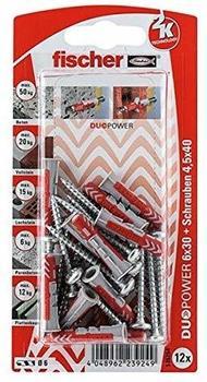 Fischer DuoPower 6 x 30 S PH K 12 St.