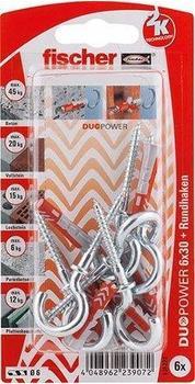 Fischer DuoPower 6 x 30 RH K 6 St.
