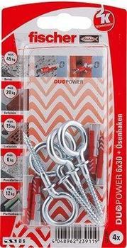Fischer DuoPower 6 x 30 OH K 4 St.