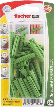 Fischer SX Green 6 x 30 K 30 St.
