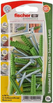 Fischer SX Green 6 x 30 S K 15 St.