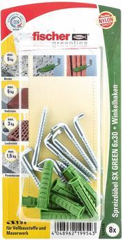 Fischer SX Green 6 x 30 WH K 8 St.
