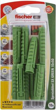 Fischer SX Green 10 x 50 K 10 St.