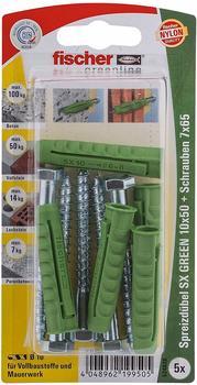 Fischer SX Green 10 x 50 S K 5 St.