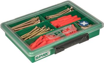Spax Sortimentskasten PZ 130 tlg. (763031927)