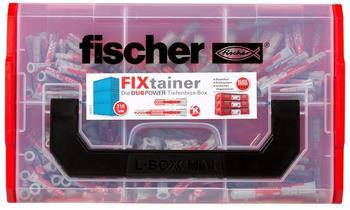 Fischer FIXtainer-DUOPOWER kurz/lang 210 tlg. (539867)