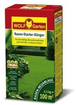 Wolf-Garten Rasen-Starter-Dünger LH 100m²