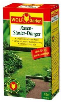 Wolf-Garten Rasen-Starter-Dünger LH 50m²