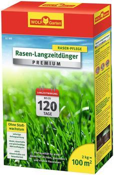 Wolf-Garten Rasen-Langzeitdünger Premium LE 100m²