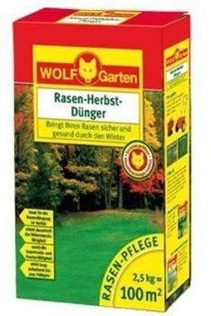 Wolf-Garten Rasen-Herbstdünger LK-MU 100 2,5 kg