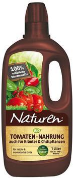 Naturen Tomaten- und Kräuter-Nahrung 1 Liter