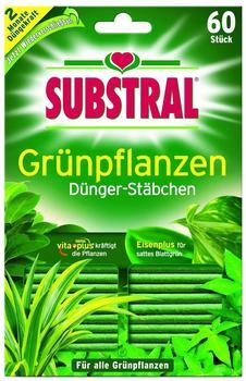 Substral Dünger-Stäbchen für Grünpflanzen 60 St. (7317)