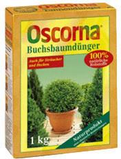 Oscorna Buchsbaumdünger 1 kg