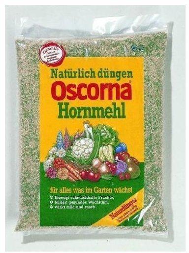 Oscorna Hornmehl Stickstoffdünger 2,5 kg