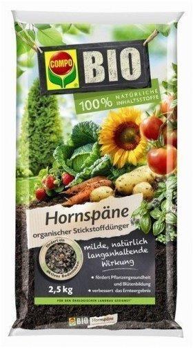 Compo Naturabell Hornspäne 2,5 kg