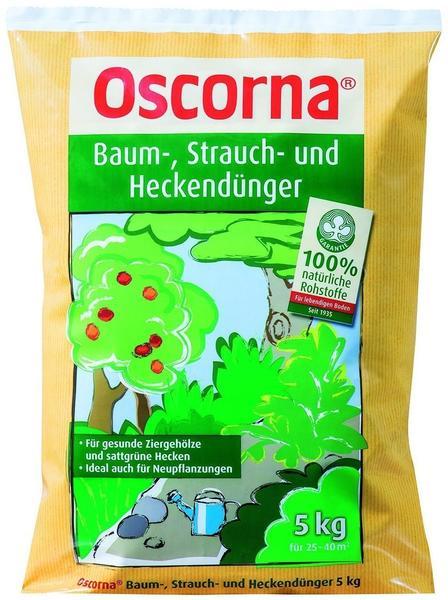 Oscorna Baum-Strauch- und Heckendünger 5 kg