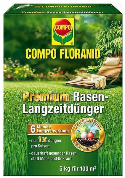 Compo Floranid Premium-Rasendünger 5 kg