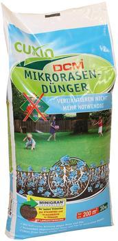 Cuxin Minigran Mikrorasen-Dünger 20 kg