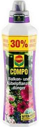 Compo Balkon- und Kübelpflanzendünger 1,3 Liter