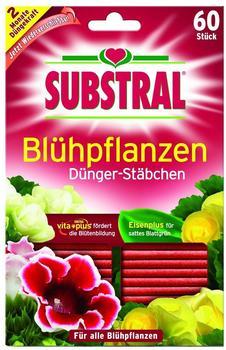 Substral Dünger-Stäbchen für Blühpflanzen 60 St.