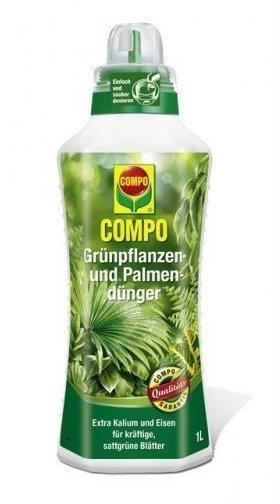 Compo Grünfplanzendünger 1L