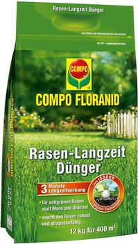 Compo Floranid Rasen-Langzeitdünger 12kg