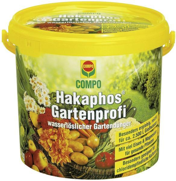 Compo Hakaphos® Gartenprofi 5kg