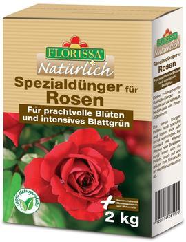 Florissa Spezial Dünger für Rosen 2 kg